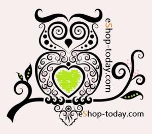 line-art-animal-patterns---OWL
